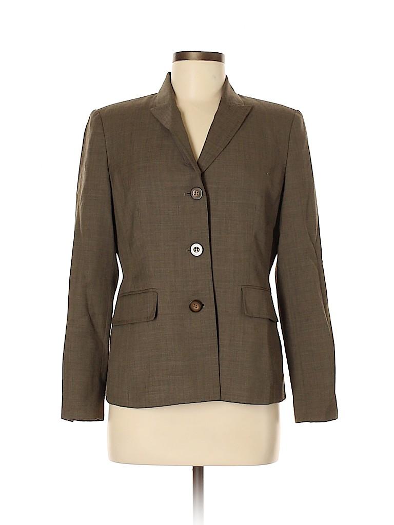 Anne Klein Women Blazer Size 8 (Petite)