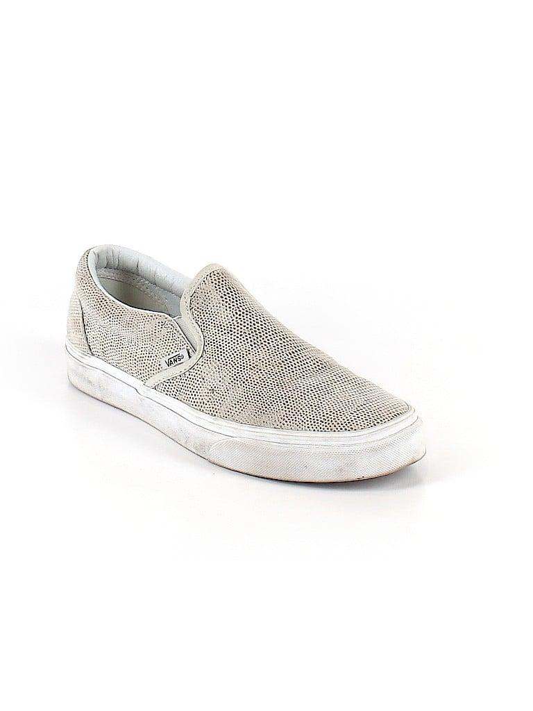 bdcdfd907b Vans Solid Tan Sneakers Size 9 1 2 - 58% off
