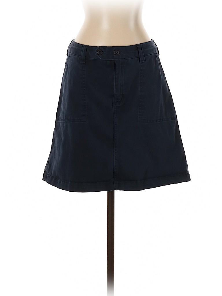 Lands' End Women Casual Skirt Size 2