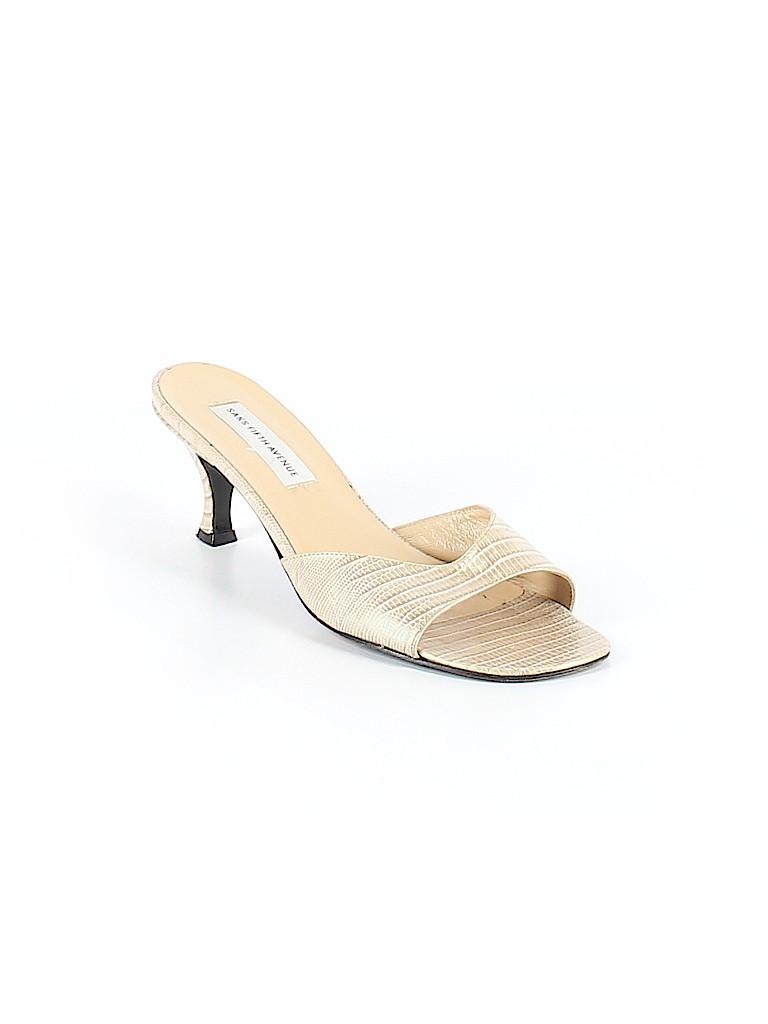 Saks Fifth Avenue Women Mule/Clog Size 8 1/2