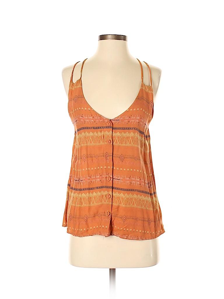Kirra Women Sleeveless Blouse Size XS