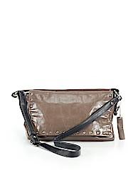 Nino Bossi Leather Satchel