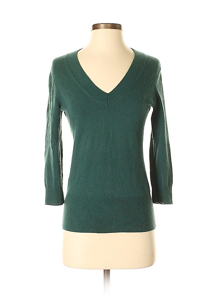 Banana Republic Women Cashmere Pullover Sweater Size S