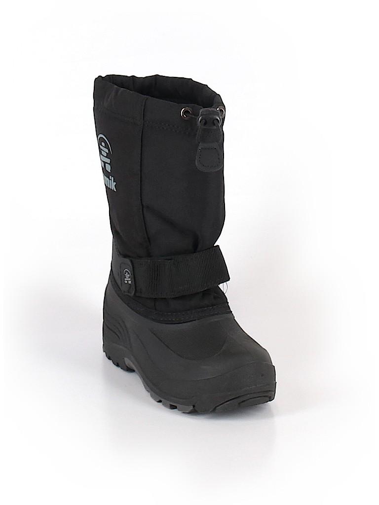 471659ca95e7 Kamik Solid Black Rain Boots Size 13 - 50% off