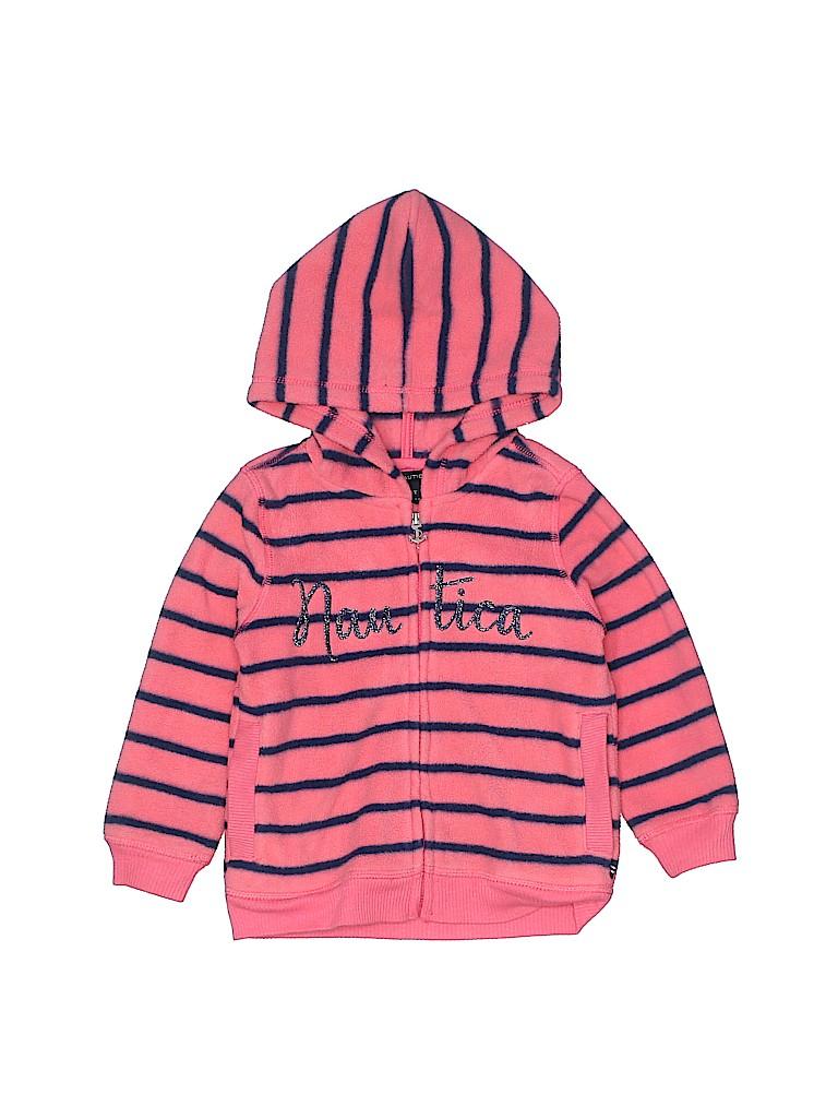 Nautica Girls Fleece Jacket Size 2T