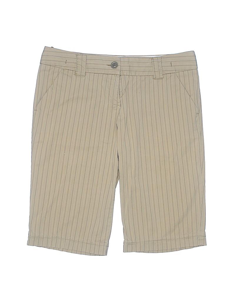 Sitwell Women Khaki Shorts Size 8