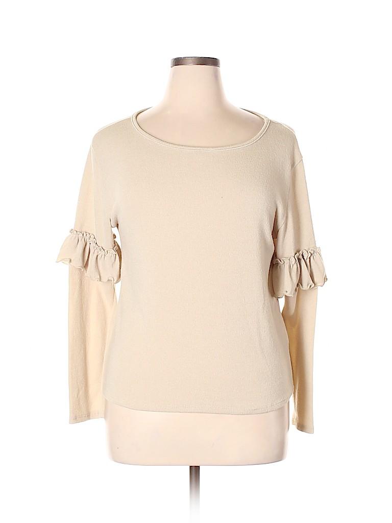 Yoyo5 Women Pullover Sweater Size L