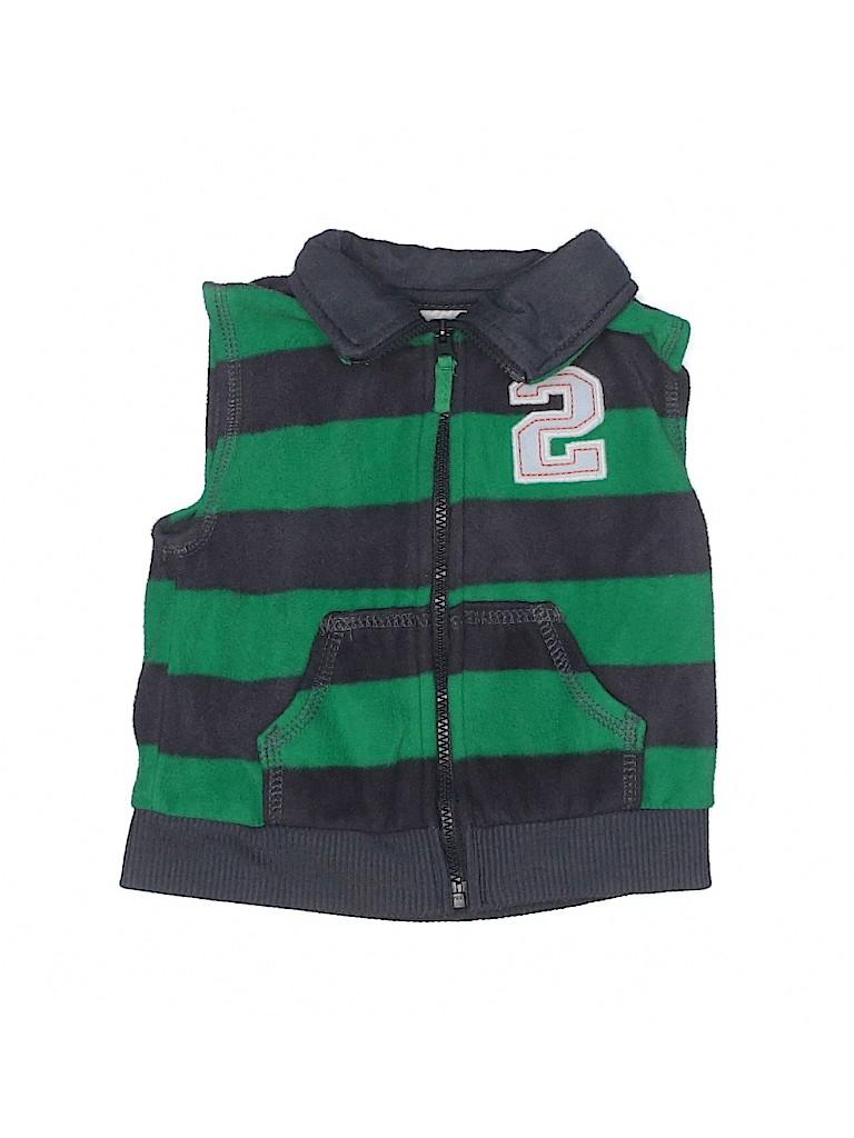 Carter's Boys Fleece Jacket Size 18 mo