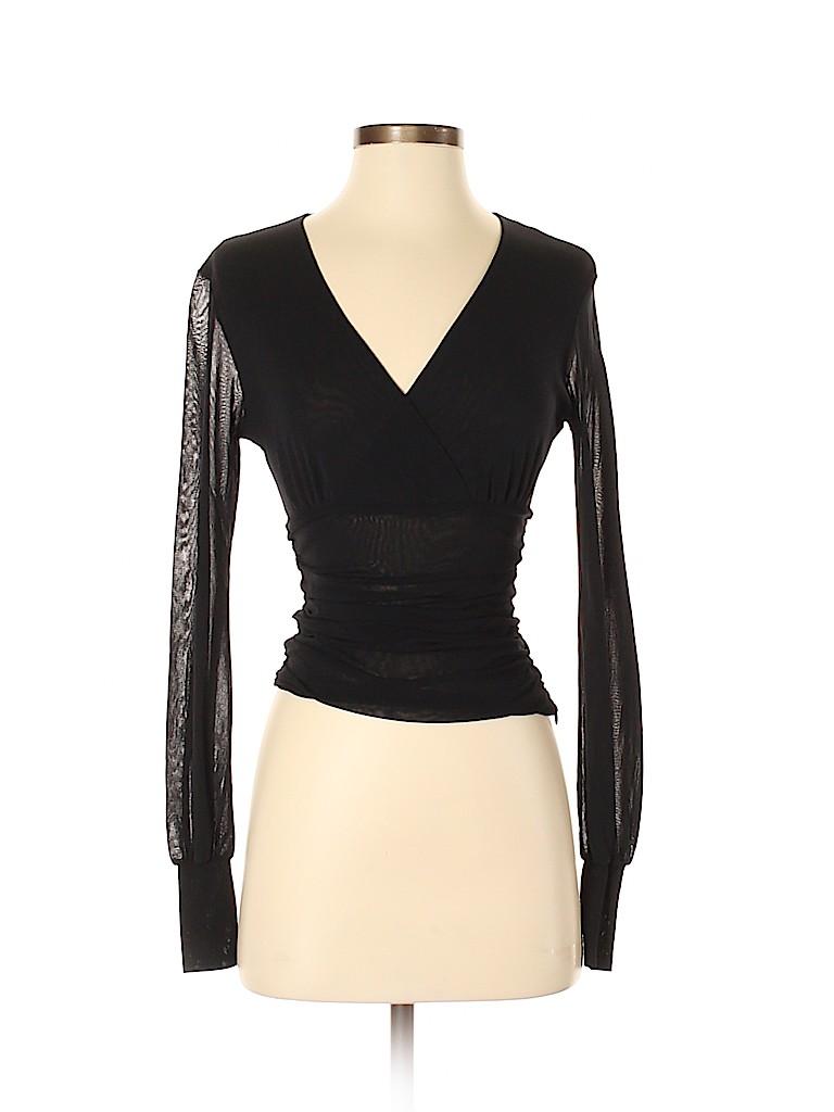 Vivienne Tam Women Long Sleeve Blouse Size XS (0)