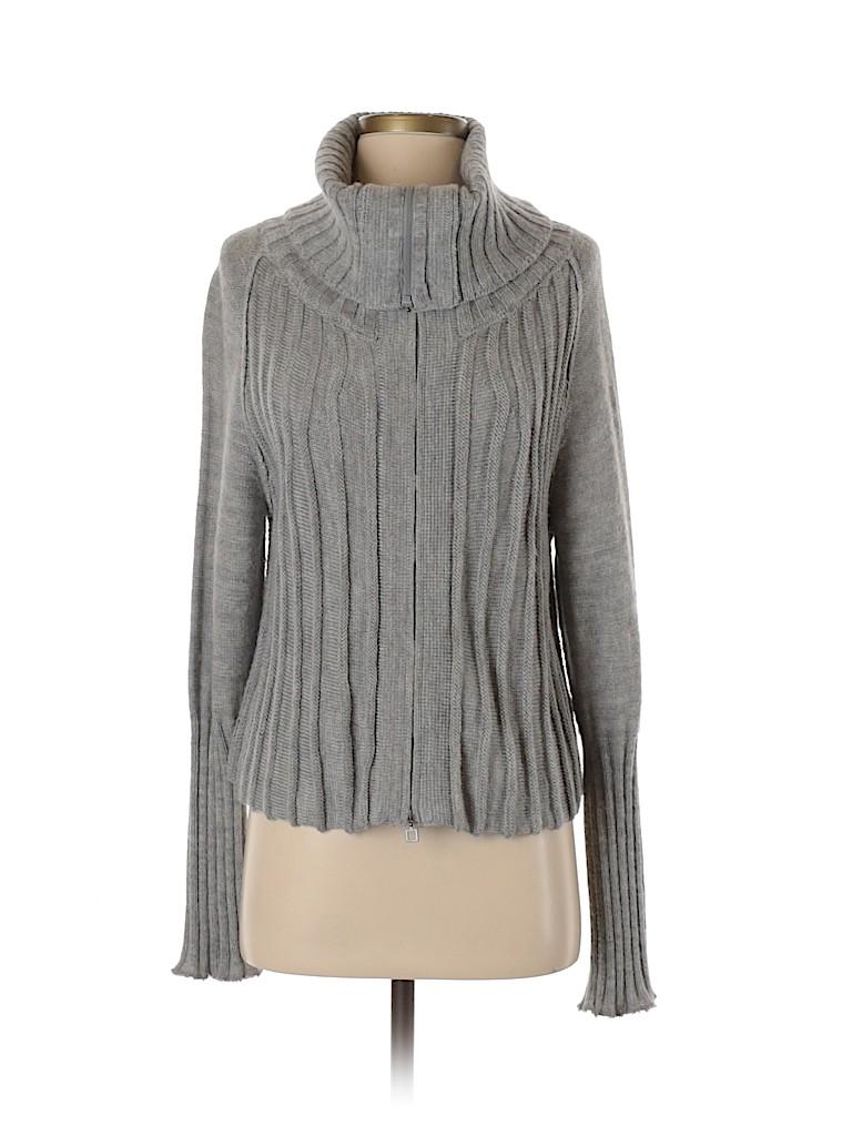 Sarah Pacini Women Cardigan Size M