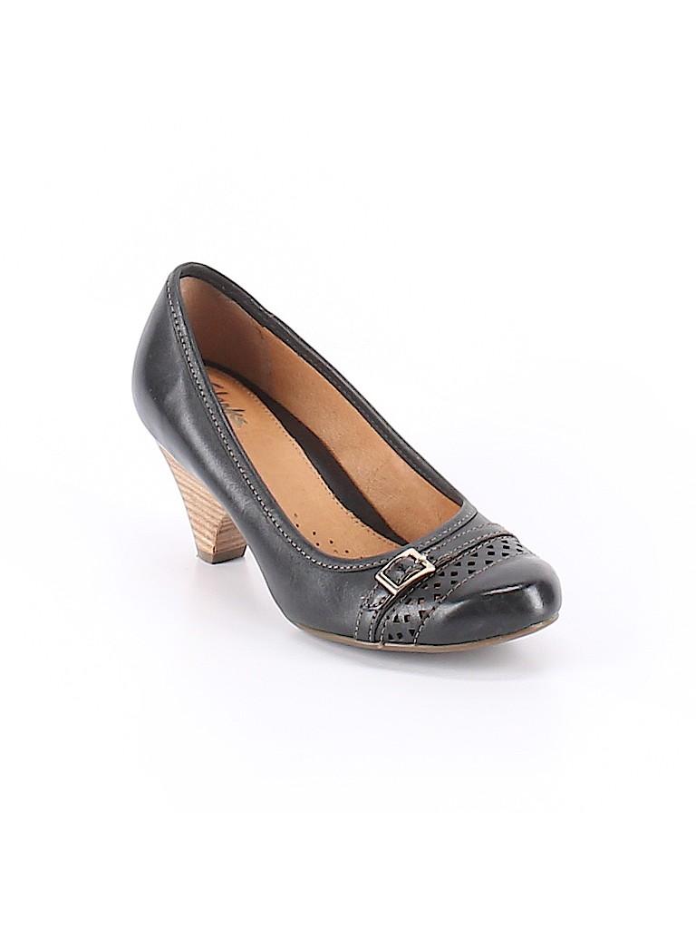 Clarks Women Heels Size 5