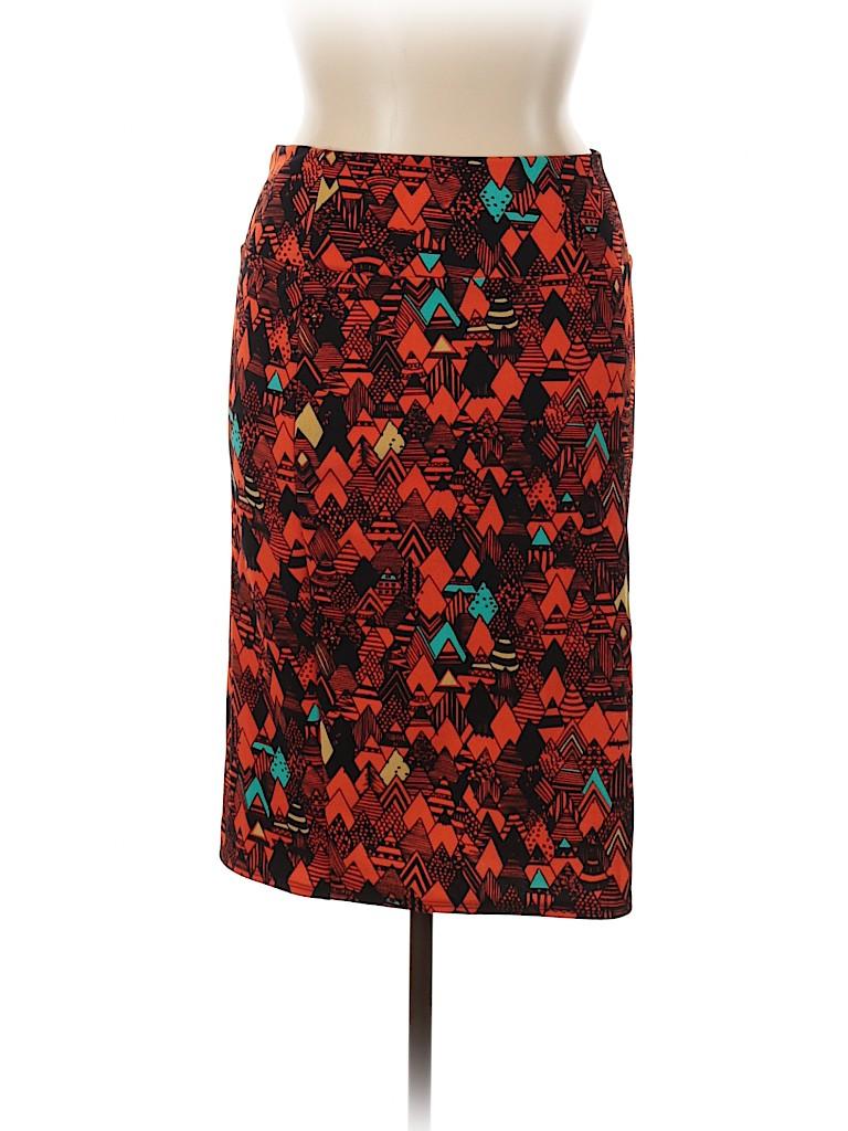 Lularoe Women Casual Skirt Size 2X (Plus)