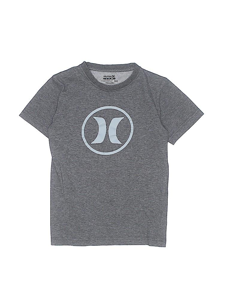 Hurley Boys Short Sleeve T-Shirt Size S (Youth)
