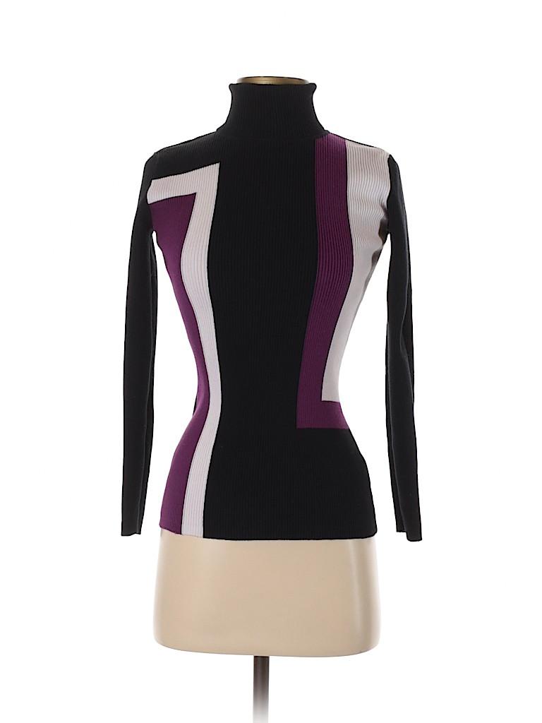 Style&Co Women Turtleneck Sweater Size XS