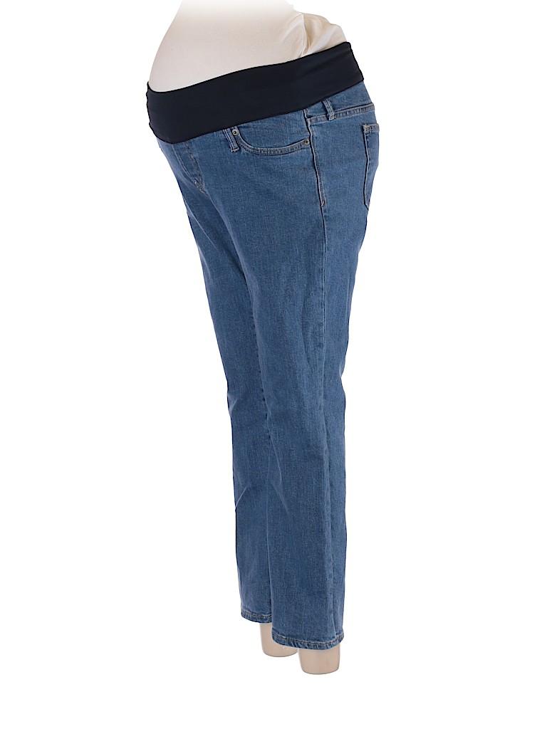 Gap Women Jeans 28 Waist (Maternity)
