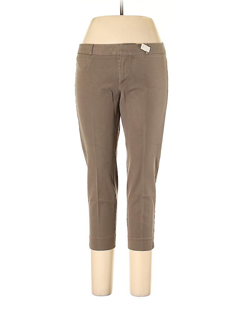 Banana Republic Women Casual Pants Size 14 (Petite)