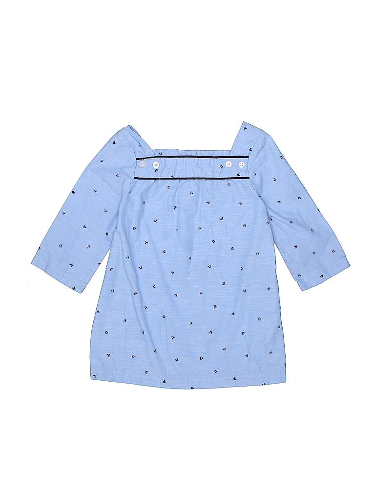 Nautica Girls Long Sleeve Blouse Size 6X