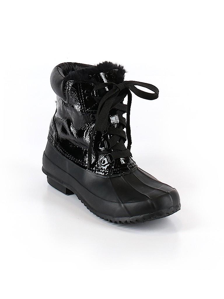 c063cfad125 Joie Solid Black Boots Size 36.5 (EU) - 88% off