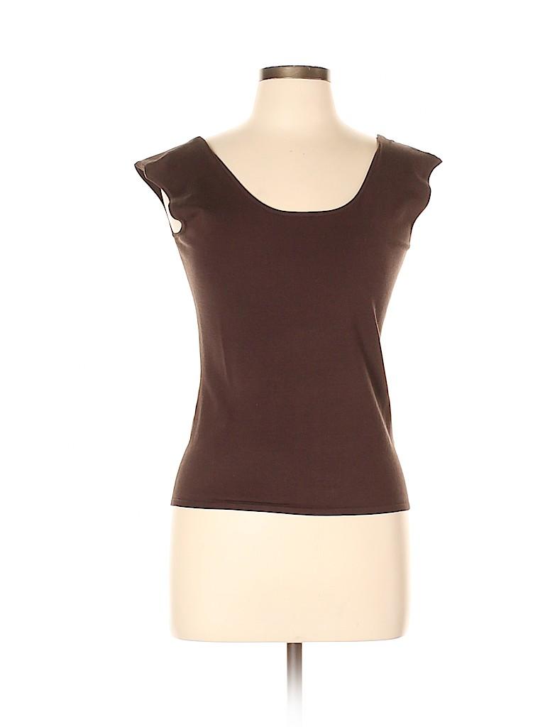 Max Mara Women Silk Pullover Sweater Size L