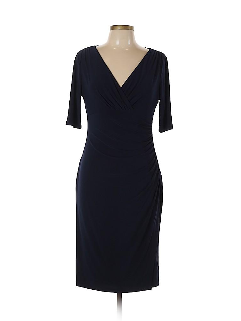 Lauren by Ralph Lauren Women Casual Dress Size 12