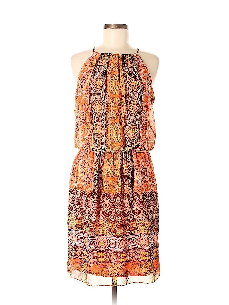 London Times Women Casual Dress Size 8