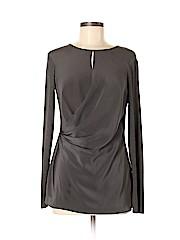 Bailey 44 Long Sleeve Silk Top