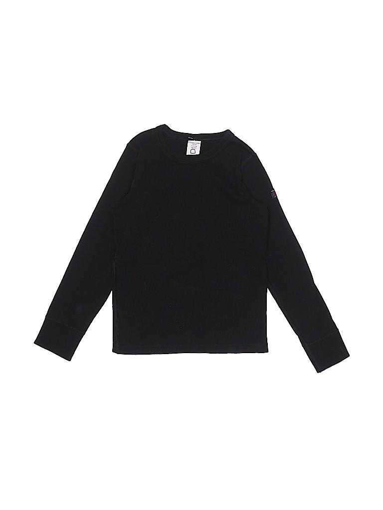 Polarn O. Pyret Girls Long Sleeve T-Shirt Size 6 - 8