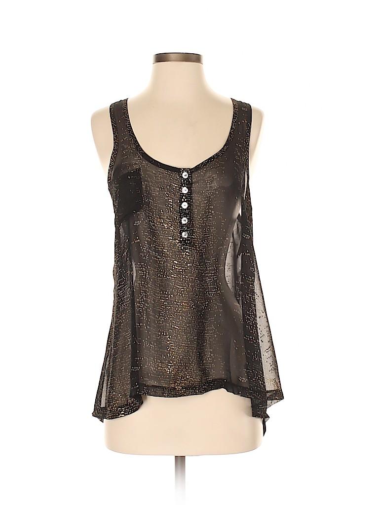 Patterson J. Kincaid Women Sleeveless Blouse Size S