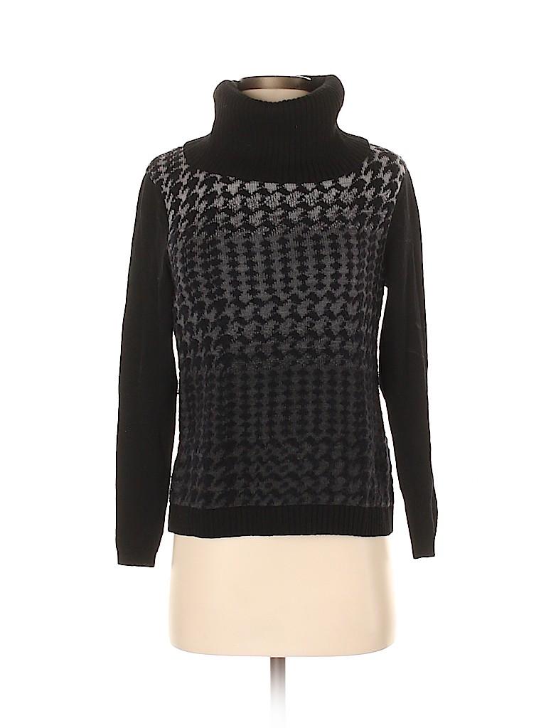 Lafayette 148 New York Women Wool Pullover Sweater Size XS