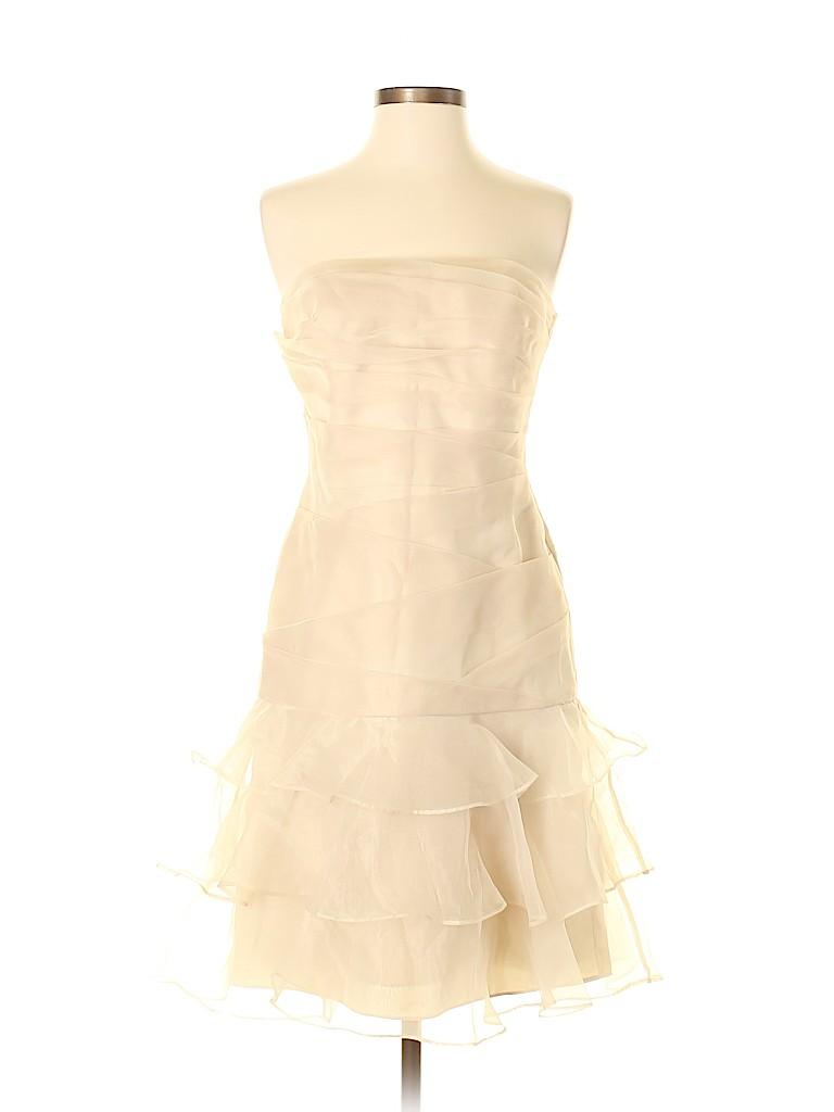 David's Bridal Women Cocktail Dress Size 6