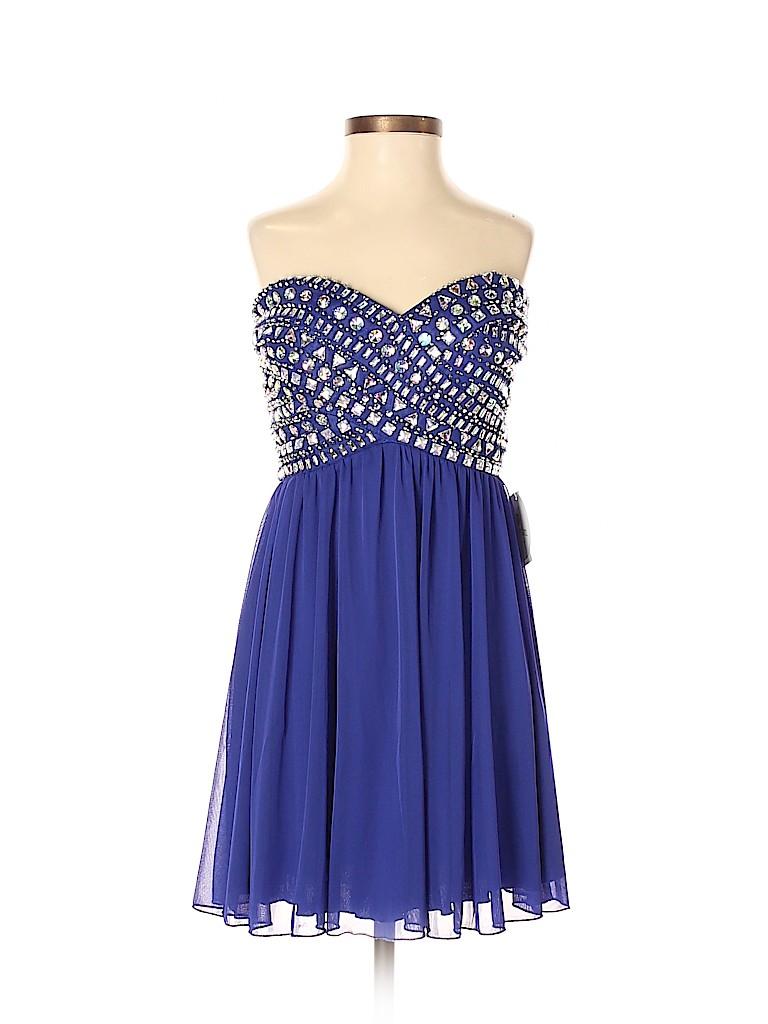 Deb Women Cocktail Dress Size 3 - 4