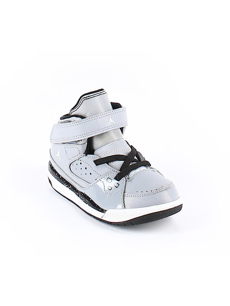 b1660ba3a14d Air Jordan Solid Gray Sneakers Size 9 1 2 - 60% off