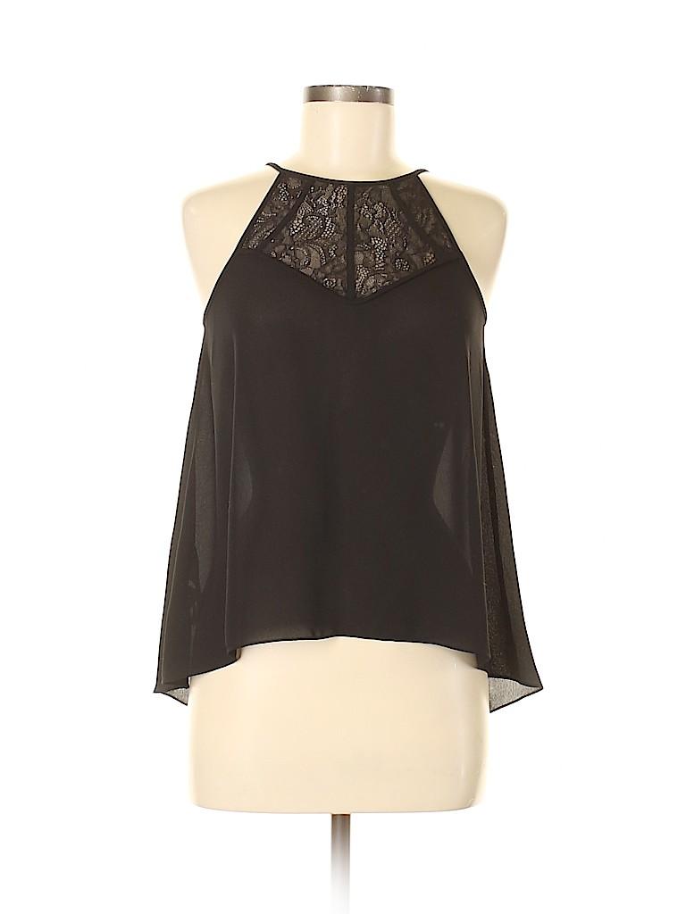 BCBGMAXAZRIA Women Sleeveless Blouse Size XXS