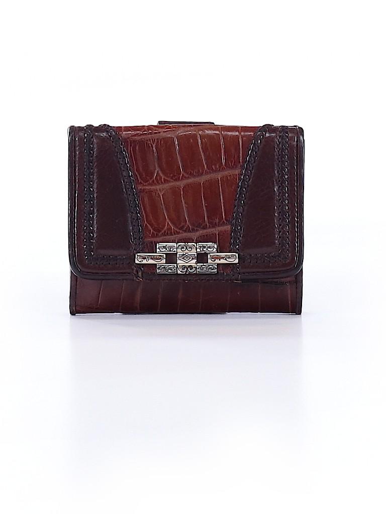 Brighton Women Leather Wallet One Size
