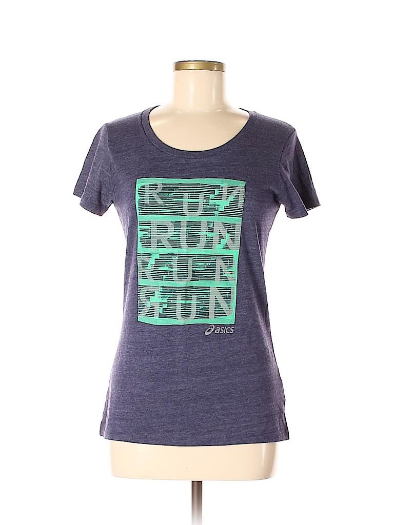 Asics Women Active T-Shirt Size S