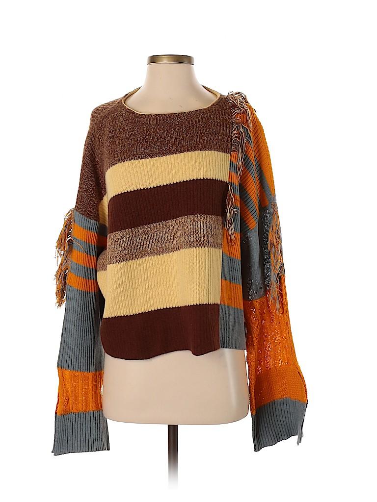 Edun Women Pullover Sweater Size ?