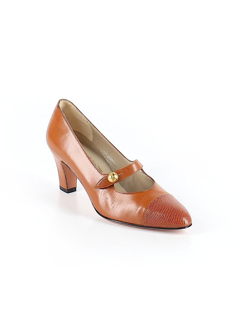 Salvatore Ferragamo Women Heels Size 6
