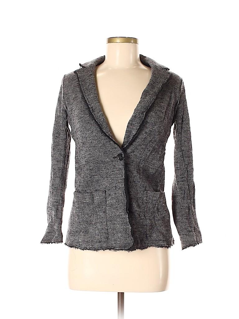 Banana Republic Women Wool Blazer Size M