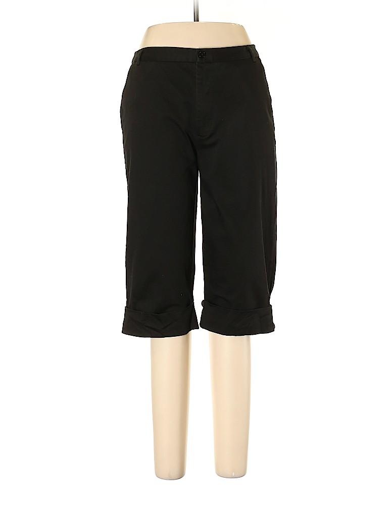 Hannah Women Khakis Size 10