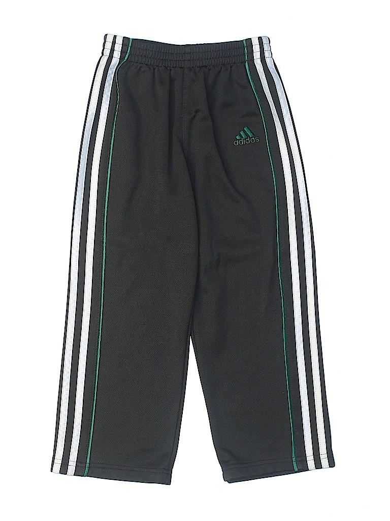 Adidas Boys Track Pants Size 4T