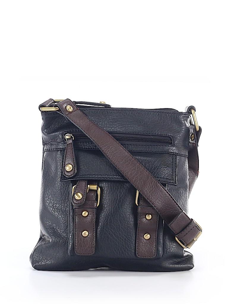 G.H. Bass & Co. Women Crossbody Bag One Size