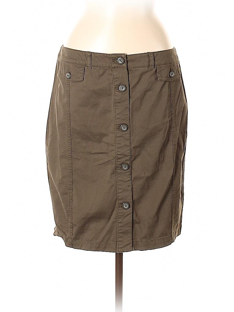 NY&Co Women Casual Skirt Size 8
