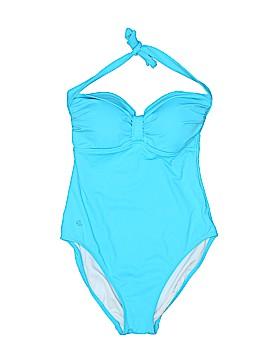 db111d0551 Lauren by Ralph Lauren One Piece Swimsuit Size 10