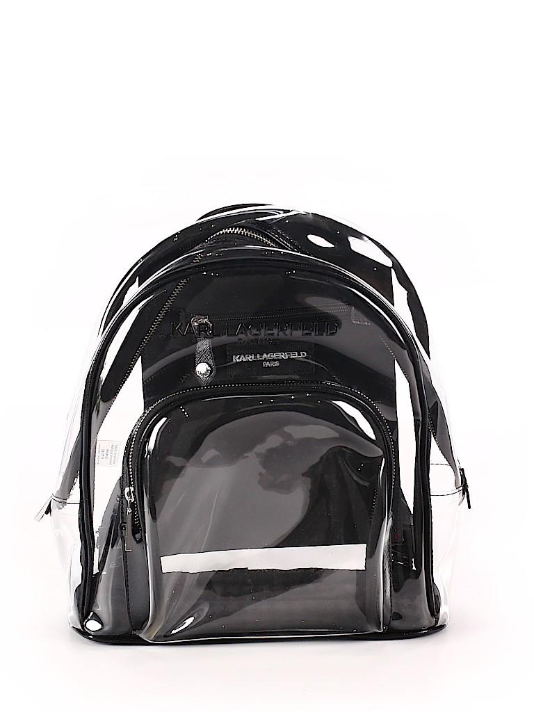 Karl Lagerfeld Women Backpack One Size
