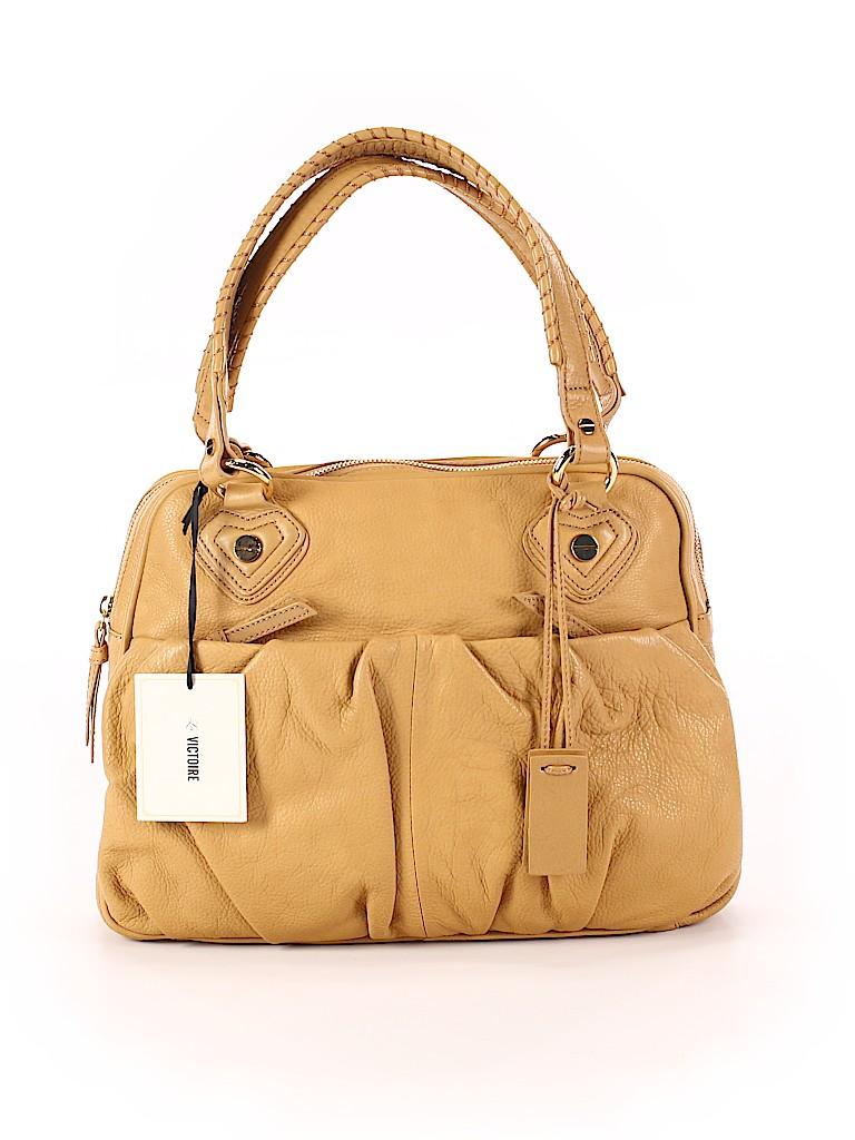 Pour La Victoire Women Leather Satchel One Size