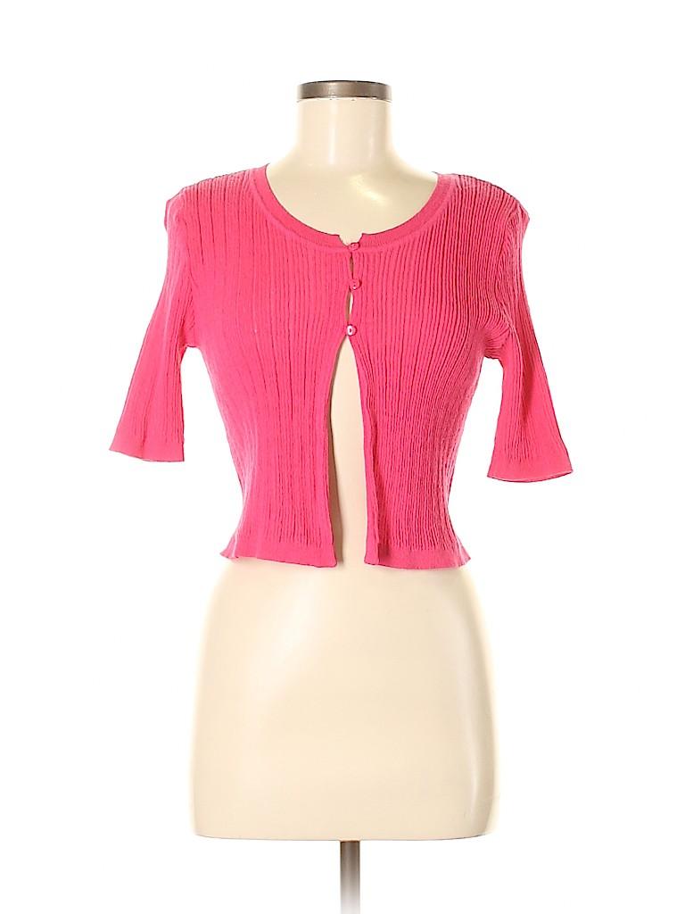 Peter Nygard Women Cardigan Size M