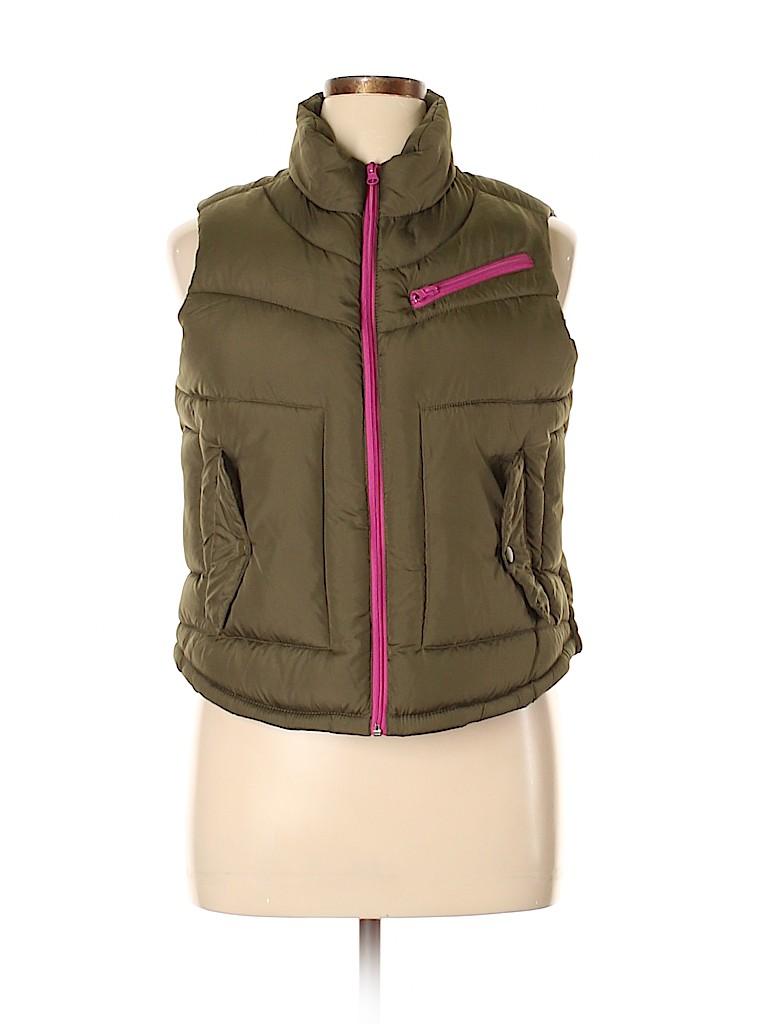 Arizona Jean Company Women Vest Size XXL