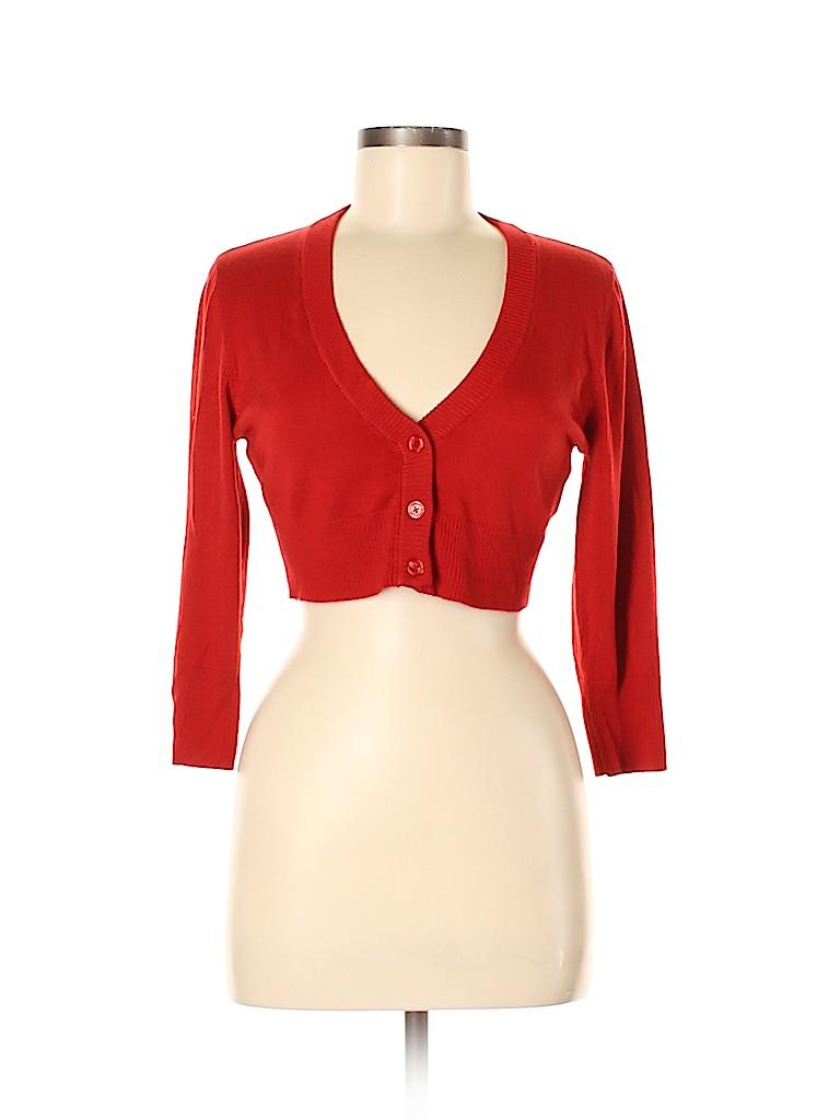 Fervour Women Cardigan Size L