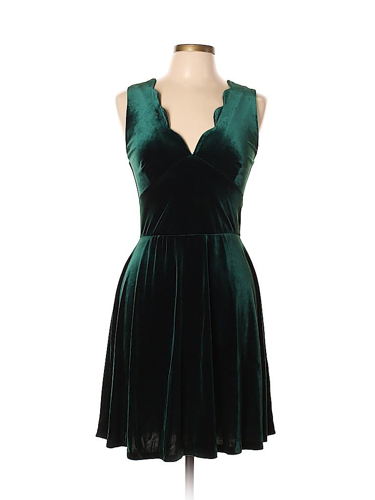 Aqua Women Cocktail Dress Size L