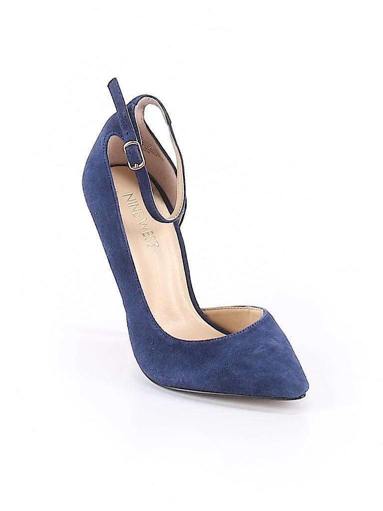 Nine West Women Heels Size 5 1/2